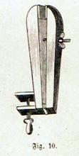 Alter Schraubstock ca. 1870