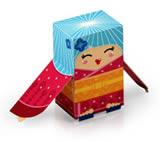 Basteln mit Papier - Paper Toys