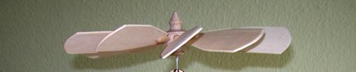 Pyramidenflügel Stellung