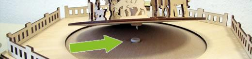 weihnachtspyramide dreht sich nicht anleitung. Black Bedroom Furniture Sets. Home Design Ideas