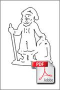 Download kostenlose Laubsägevorlage Figuren